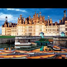 Majestic Castles: Château de Chambord, France