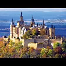 Majestic Castles: Hohenzollern Castle, Germany