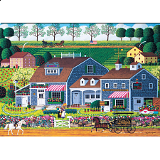 Charles Wysocki: Prairie Wind Flowers - 101-499 Pieces