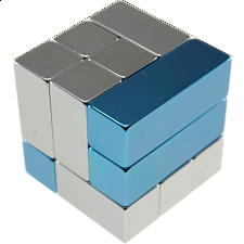 Metal Art: i-Cube - Blue