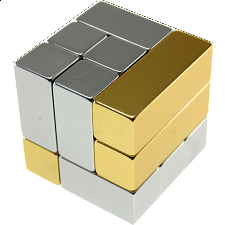 Metal Art: i-Cube - Gold - Search Results