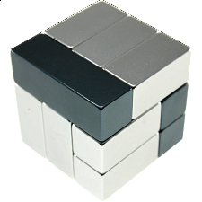 Metal Art: i-Cube - Grey - Search Results