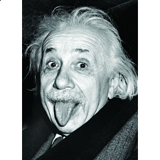 Einstein - Tongue