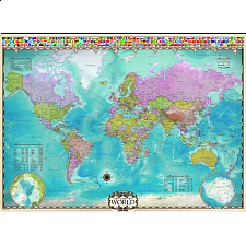 Map of the World - Search Results