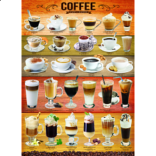 Coffee - Jigsaws