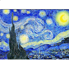 Vincent Van Gogh - Starry Night - 1000 Pieces