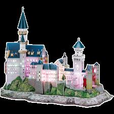 Neuschwanstein Castle - LED Lit - 3D Jigsaw Puzzle