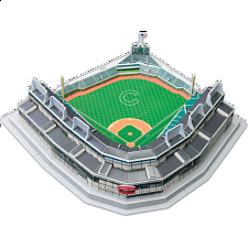 Wrigley Field - 3D Stadium Puzzle - 1-100 Pieces