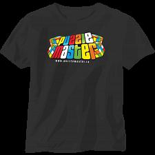 Train Your Brain - Black - T-Shirt -
