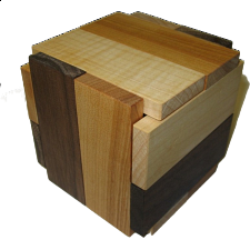 Desk Box - Wood Puzzles
