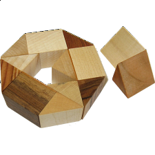 Octagon AC - Without Tray - Wood Puzzles