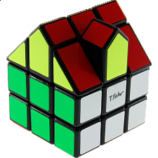 House Cube III with Tony Fisher logo -  Black Body -