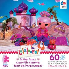 Lalaloopsy Glitter Puzzle - Sahara Mirage