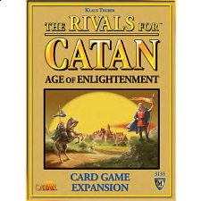 The Rivals for Catan: Age of Enlightenment - Card Game Expansion - Search Results