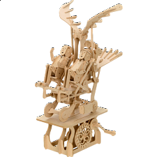 ARToy Moving Model Kit - Flying Family - Automaton