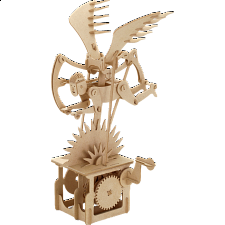 ARToy Moving Model Kit - Icarus - Automaton