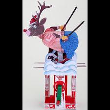 Automata Collection - Sliding Deer -