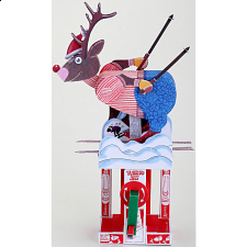 Automata Collection - Sliding Deer - Designers