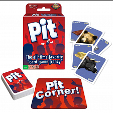 Pit - Card Game -