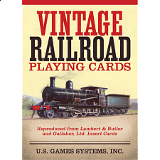 Playing Cards - Vintage Railroad - Search Results