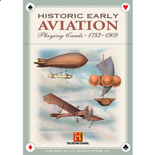 Playing Cards - Historic Early Aviation - Search Results