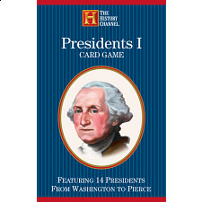 Presidents I - Card Game Deck - Games & Toys