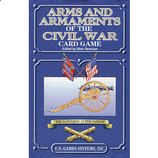 Arms and Armaments of the Civil War - Card Game Deck -