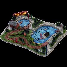 Cribbage Board - Trout Lake -