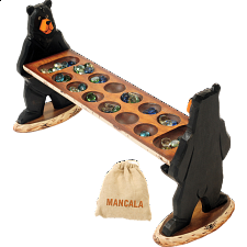Bear Mancala - Wood Games