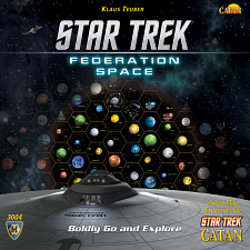 Star Trek: Federation Space - Search Results