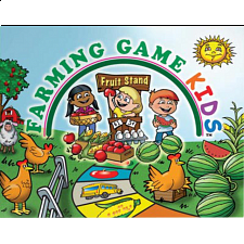 Farming Game Kids - Family Games