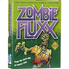 Zombie Fluxx - Card Games