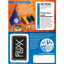 Fluxx: Press Your Luck - Expansion Card - Search Results