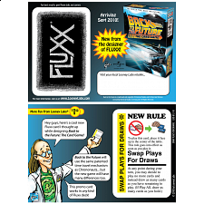 Fluxx: Swap Plays for Draws - Expansion Card