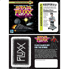 Star Fluxx: Android Doctor - Expansion Card - Search Results
