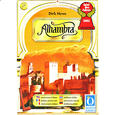 Alhambra: Gold Edition / Anniversary Edition