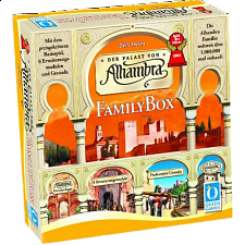 Alhambra: Family Box - Strategy Games