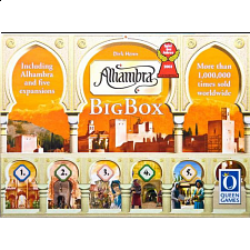 Alhambra: Big Box - Strategy Games