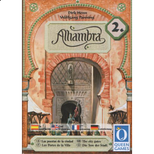 Alhambra: The City Gates - 2nd Extension - Board Games
