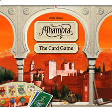 Alhambra: The Card Game - Card Games