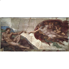 The Creation of Adam - Jigsaw Puzzle