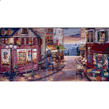 Twilight View - Jigsaw Puzzle - 1001 - 5000 Pieces