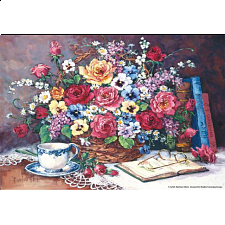 Garden Reverie - Jigsaw Puzzle - 1001 - 5000 Pieces