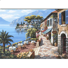 Overlook Cafe II - Jigsaw Puzzle