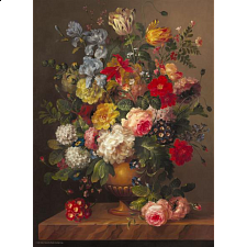 Classic Bouquet - Jigsaw Puzzle