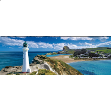 Panorama: New Zealand Lighthouse - Panoramics
