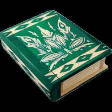 Romanian Secret Book Box - Green -