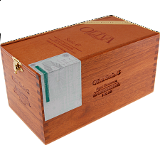 "Cigar Puzzle Box ""A"" - Wooden Puzzle Boxes"