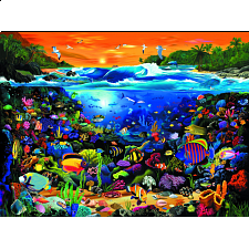 Underwater Fun - 1000 Pieces