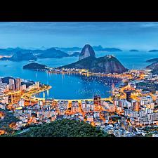 Rio de Janeiro - 1000 Pieces